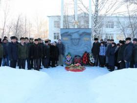 16 декабря 2016 года в с.Нижнебалтачево состоялось торжественное мероприятие, посвященное открытию барельефной композиции  павшим в Великой Отечественной войне  1941-1945гг.