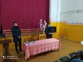Встреча с представителем АО Почта банк